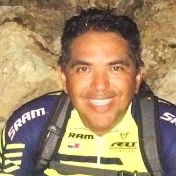 Humberto Valentin, 44, Cancun, Mexico