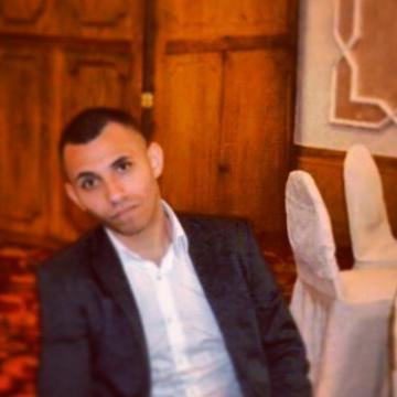 Mohammad Saqer, 28, Abu Dhabi, United Arab Emirates