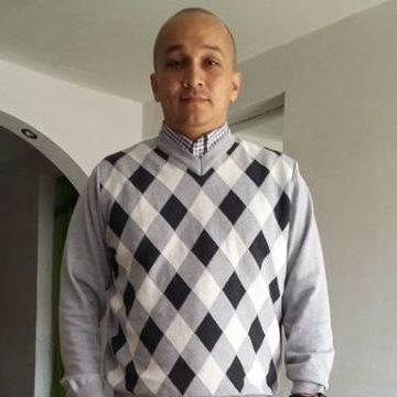 Jhon Anderson Cual, 37, Medellin, Colombia