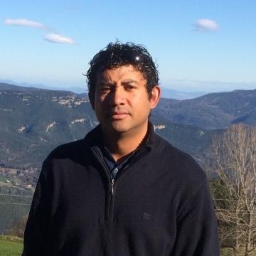 Adolfo Zamora, 45, Madrid, Spain