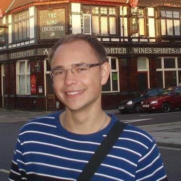 Igor Kondratenko, 30, Tallinn, Estonia