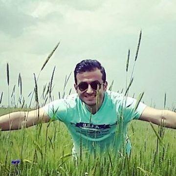 Tahir Uysal, 30, Antalya, Turkey