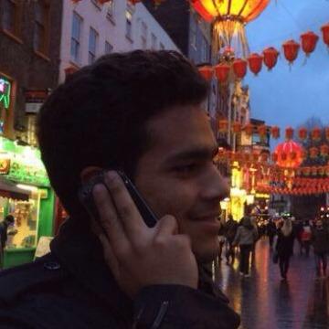 Ismail, 25, Cairo, Egypt