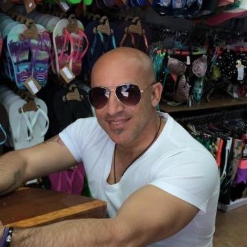 Çetin, 46, Antalya, Turkey