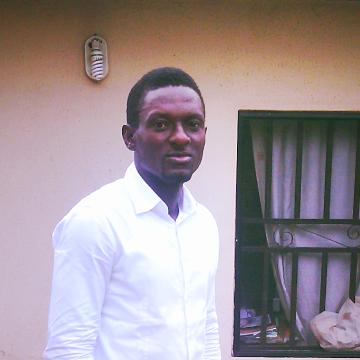 Gerald Emmy, 35, Port Harcourt, Nigeria