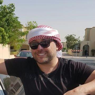 Aram Shahriari, 41, Dubai, United Arab Emirates
