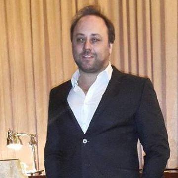 Aram Shahriari, 40, Dubai, United Arab Emirates