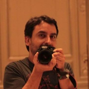 Gonzalo Montalva, 41, Santiago, Chile
