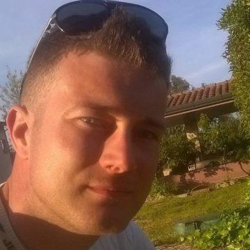 Cristian Francionilupi, 33, Latina, Italy