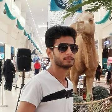 Rana Khan, 28, Dubai, United Arab Emirates