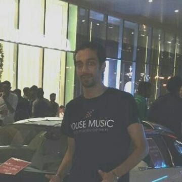 Tefa El-borolossy, 30, Fujairah, United Arab Emirates