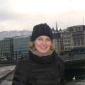 Angelina Khoroshevskaya, 30, Nikopol, Ukraine