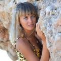 Angelina Khoroshevskaya, 29, Nikopol, Ukraine