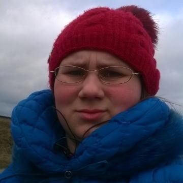 Lena Soldatenkova, 23, Daugavpils, Latvia