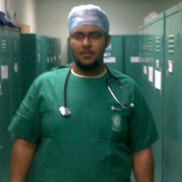 Mohammed, 28, Jeddah, Saudi Arabia