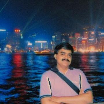 Anurag Misra, 45, Delhi, India