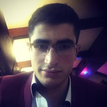 Ali, 27, Ankara, Turkey