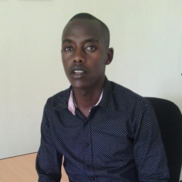 MUGABO Moses, 32, Kigali, Rwanda