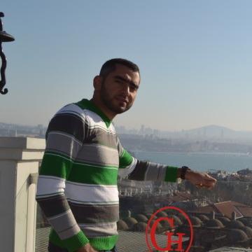 alaa, 34, Istanbul, Turkey