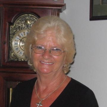 annie  jane quirke, 74, Allora, Australia
