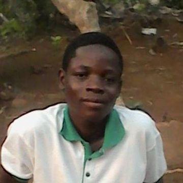 Shedrick Nungehn, 21, Monrovia, United States