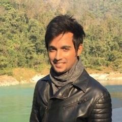 Ankit Singh, 28, Bangalore, India