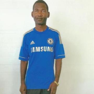 Gerald Pedro, 46, Oshakati, Namibia