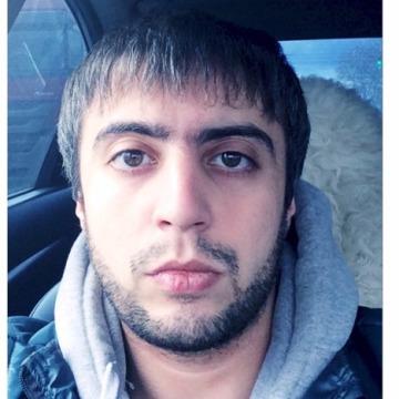 Aslan Huriev, 28, Noginsk, Russia