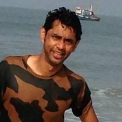 Harshveer Singh Racca, 28, Bangalore, India