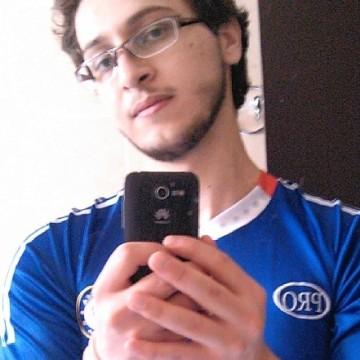 Bassel Maher, 25, Riyadh, Iraq