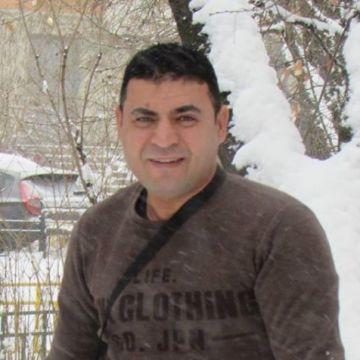 Hany Mostafa, 45, Cairo, Egypt