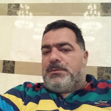 Huseyin Oner, 43, Ankara, Turkey