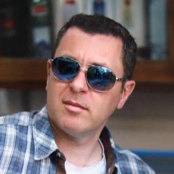 John Papoutsanis, 44, Mytilini, Greece