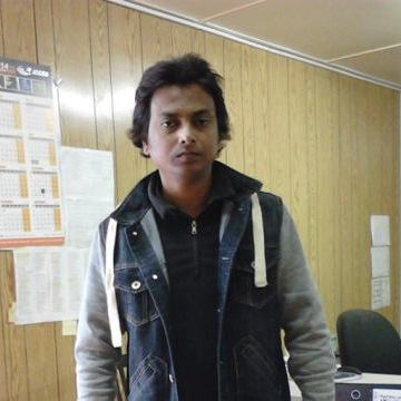 Mohammad Arfat, 30, Dammam, Saudi Arabia
