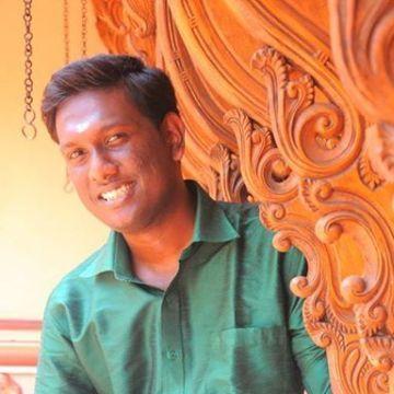Mahesh Ravindran, 27, Bangalore, India