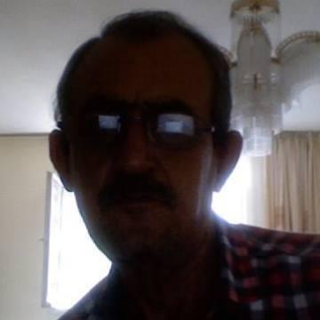 Yalçın Pekğüleç, 64, Adana, Turkey