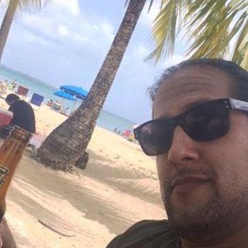 Ramón Guzmán, 41, Caguas, Puerto Rico