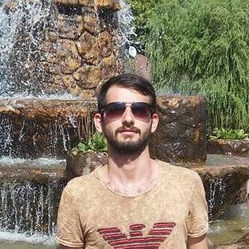Rüzgar Çevik, 26, Istanbul, Turkey