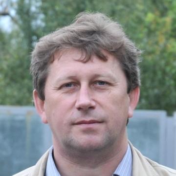 Vitaliy Snytyuk, 49, Kiev, Ukraine