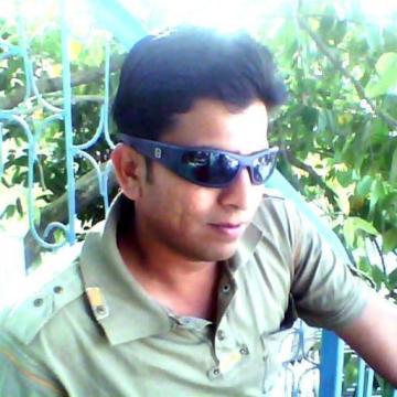 Sachin Tipre, 33, Bhopal, India