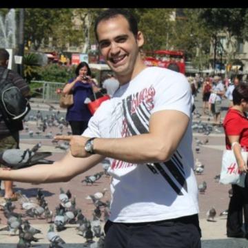 Mohamed maged, 27, Cairo, Egypt