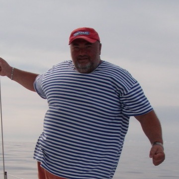 Rosen Hristov, 52, Sofiya, Bulgaria