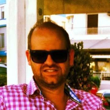 Tasos, 34, Athens, Greece