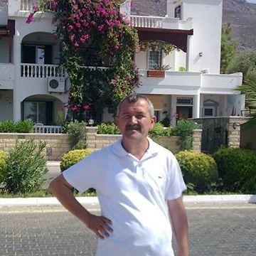 Secgin Acar, 51, Istanbul, Turkey