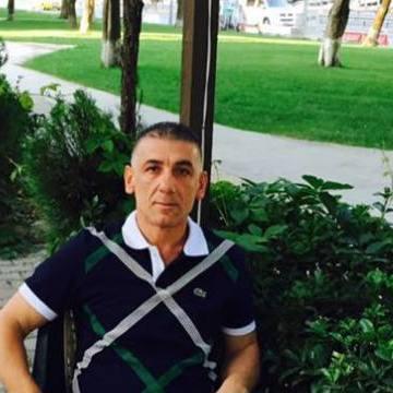 Hilmi Oymak, 43, Istanbul, Turkey
