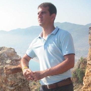 Serkan Eren, 42, Antalya, Turkey