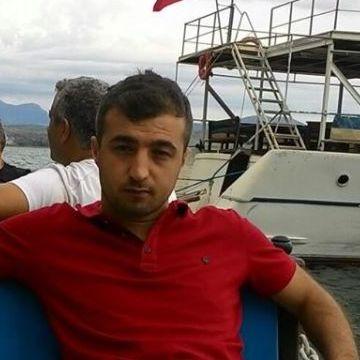 Adem Polatcan, 27, Istanbul, Turkey