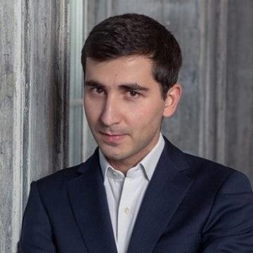 Vadim Pakharukov, 31, Moscow, Russia