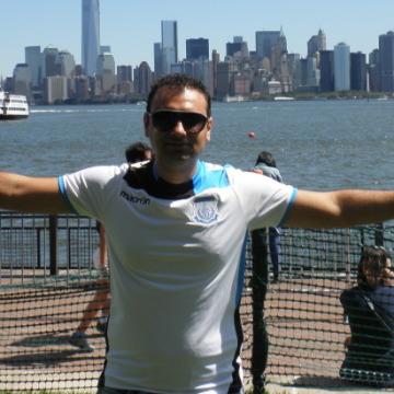 Marios, 32, Limassol, Cyprus