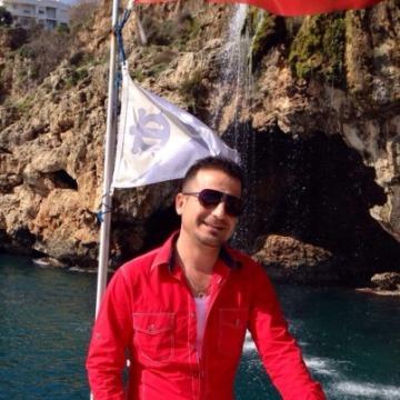 Halil Alım, 42, Antalya, Turkey